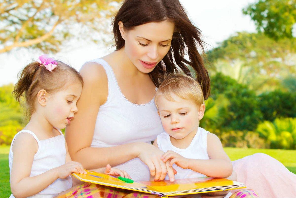 Картинки дети и мама, поздравление анимация