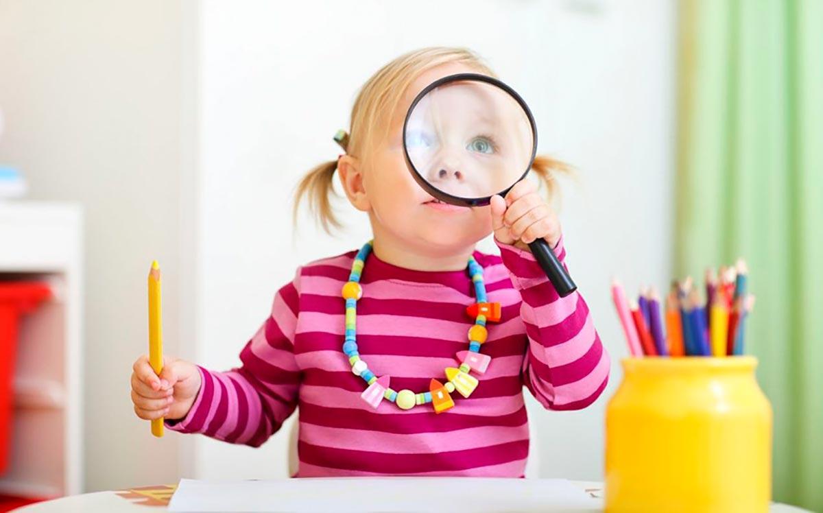 Развиваем зрительную память ребенка