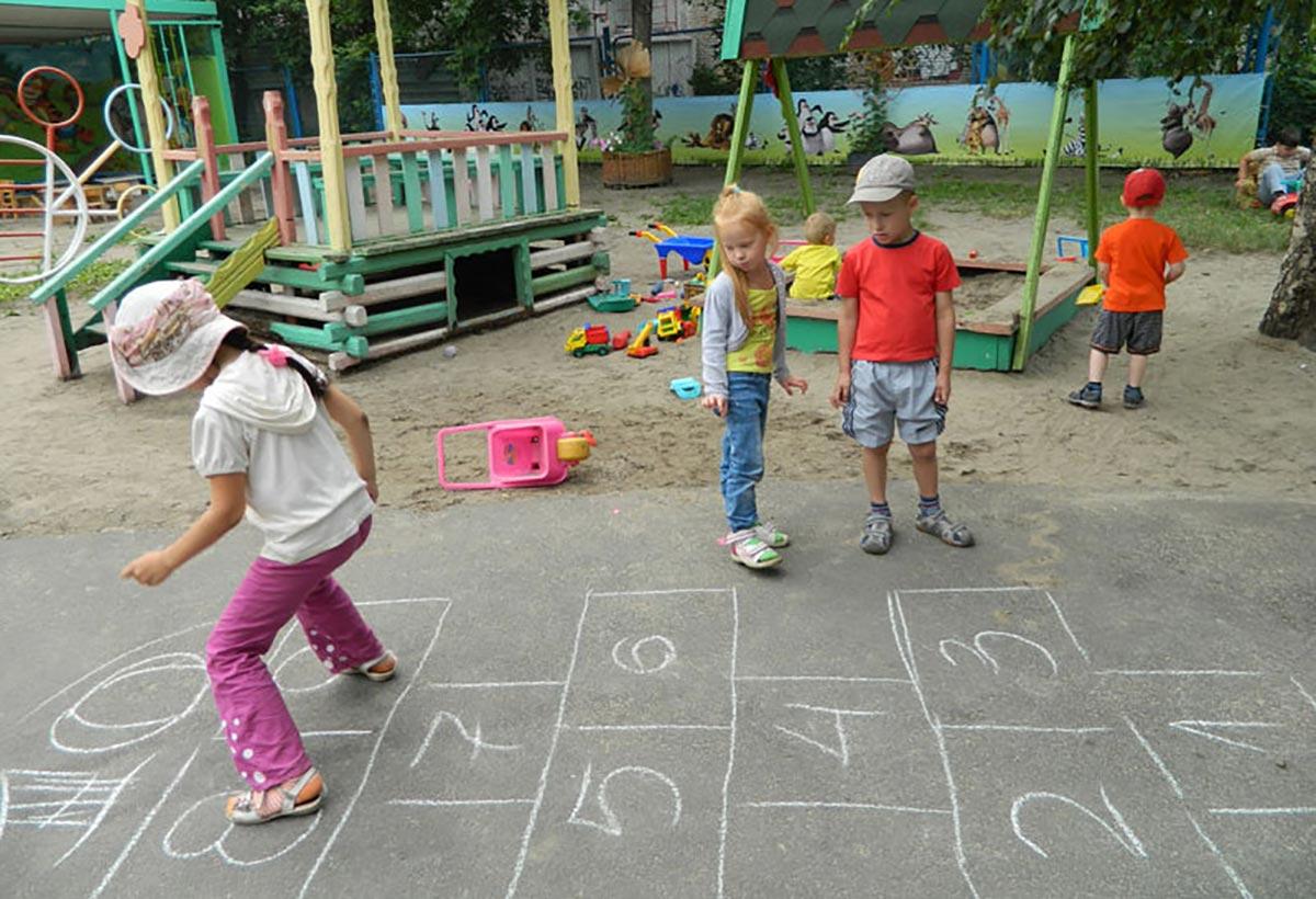 Развиваем двигательную память ребенка