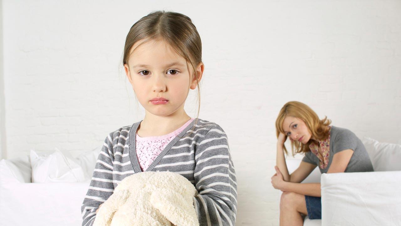Избыточная забота о ребенке