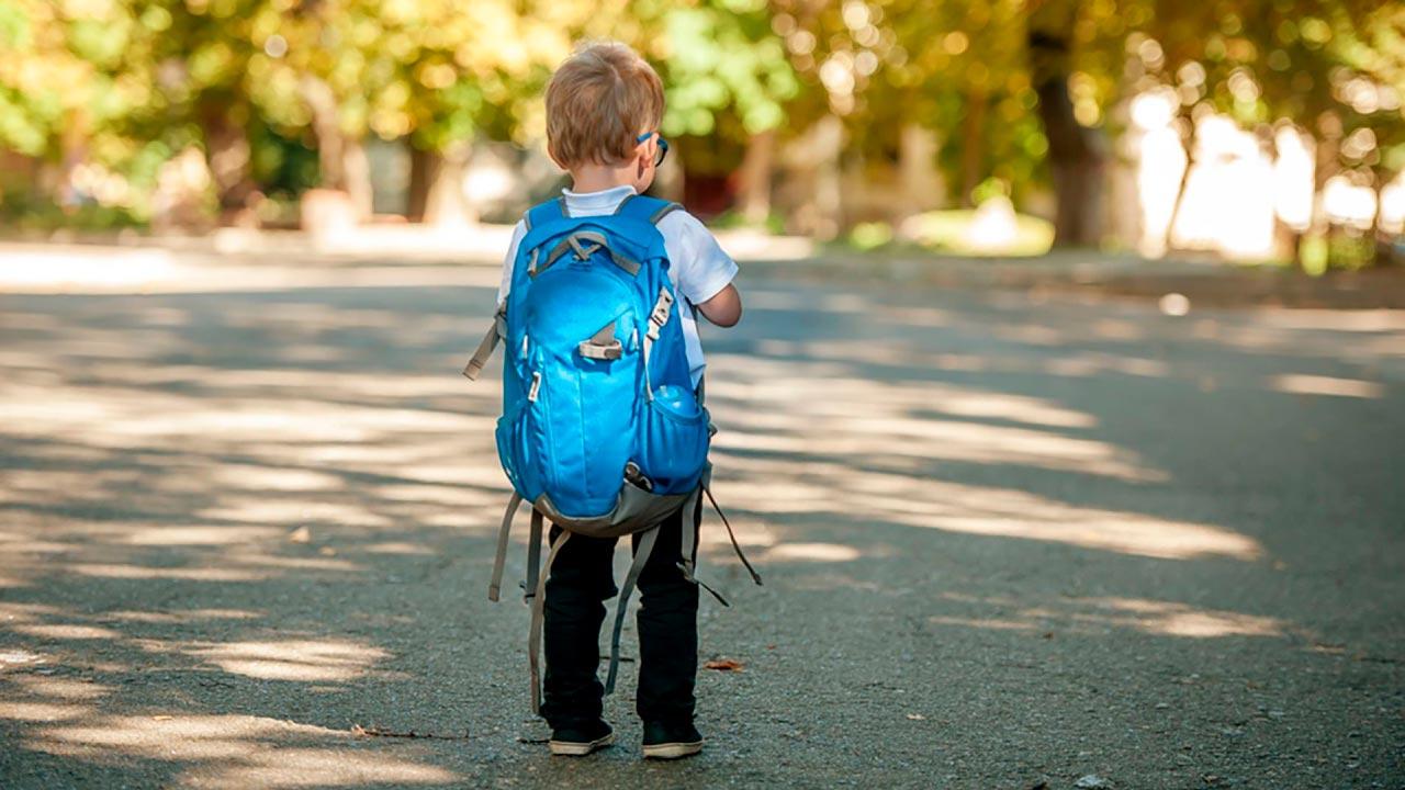 Рекомендации родителям о том, как не допустить потери малыша