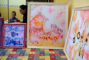 Творческая мастерская для детей от 3 до 7 лет